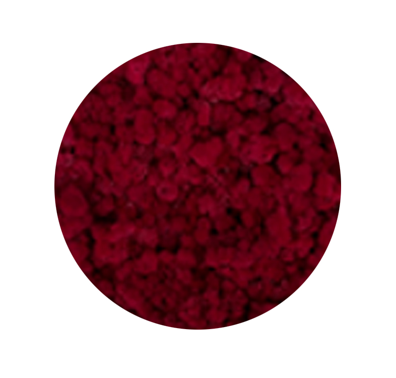 Carmin Red moss
