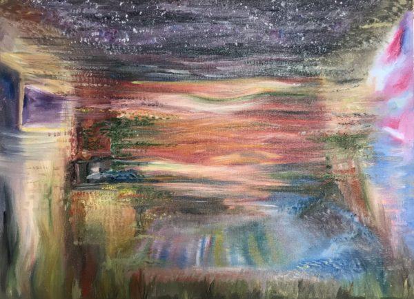 Бессознательное психоделика психоделия картина