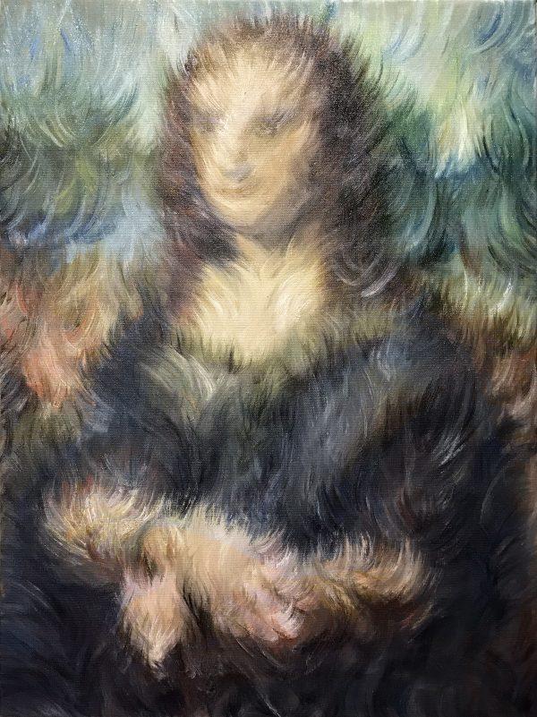 Джоконда Мона Лиза Mona Lisa La Gioconda