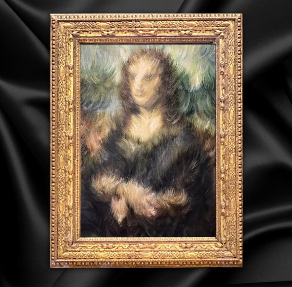 Мона Лиза Mona Lisa La Gioconda