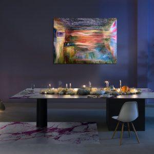 бессаознательное абстракция комната психодел