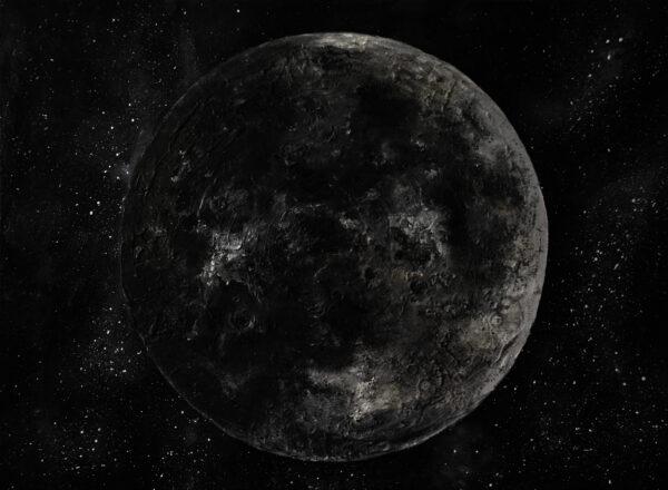 Купить картины Луна для интерьера в интернет-магазине
