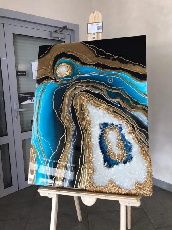 3D картина в Минске заказать картину у художника